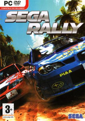 Sega Rally sur PC