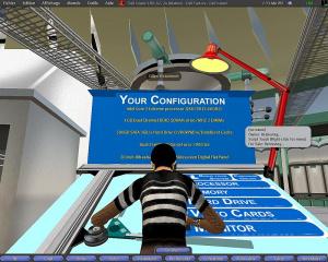 Quand le monde réel investit le monde virtuel