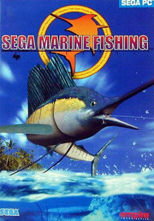 Sega Marine Fishing sur PC
