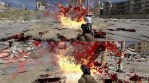Du split screen dans Serious Sam III