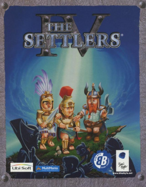 The Settlers IV sur PC