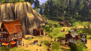 Images : The Settlers : Batisseurs D'Empire