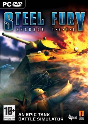 Steel Fury : Karkhov 1942 sur PC