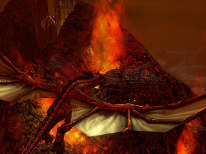 Images : Spellforce 2 exhibe ses dragons
