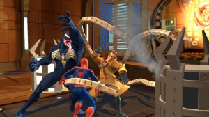 Images : Spider-Man Friend Or Foe