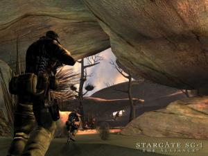 Stargate SG-1 : The Alliance - PC