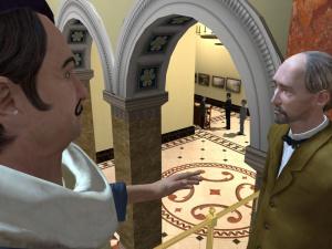 Images : Sherlock Holmes Contre Arsene Lupin