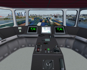 Images : Ship Simulator 2008