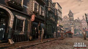 Images de Sherlock Holmes : Crimes & Punishments