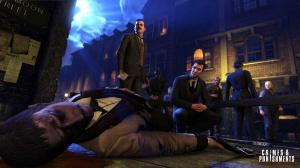 Sherlock Holmes : Crimes & Punishments sort le 30 septembre