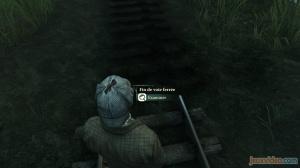 Solution complète : 2 : L'énigme du train fantôme