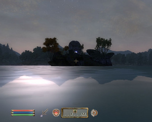 Oblivion : The Shivering Isles