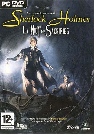 Sherlock Holmes : La Nuit des Sacrifiés sur PC