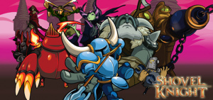 Jaquette de Shovel Knight sur 3DS
