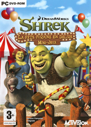 Shrek : La Fête Foraine en Délire : Mini-Jeux sur PC