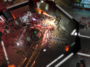 Images : Shadowgrounds Survivor est gold