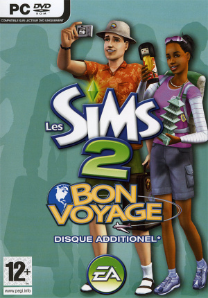 Les Sims 2 : Bon Voyage sur PC