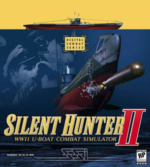 Silent Hunter II sur PC