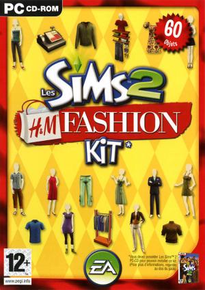 Les Sims 2 : Kit H&M Fashion sur PC