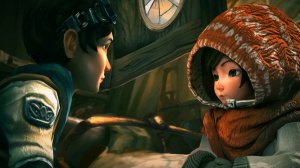 Premier coup d'oeil sur Silence: The Whispered World 2