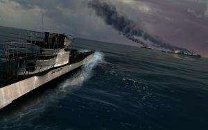 GC 2009 : Silent Hunter 5 annoncé