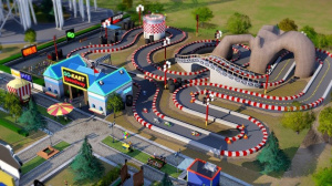 Un pack Parc d'Attractions pour SimCity