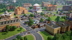 Pas de terraforming dans Sim City