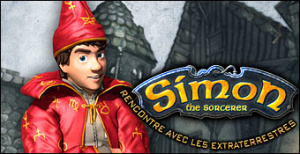 Simon the Sorcerer : Rencontre avec les Extraterrestres sur PC