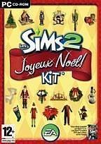 Les Sims 2 : Kit Joyeux Noël