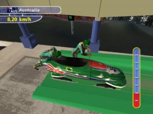 Test du jeu salt lake 2002 sur pc for Interieur bobsleigh