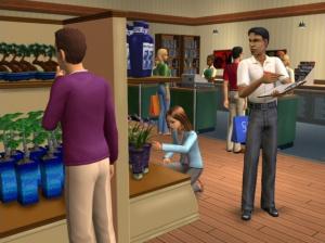 Premières images des Sims 2 : La Bonne Affaire