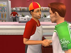 Images : Les Sims 2 passent à la compta