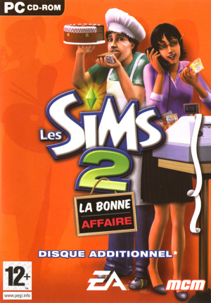 Les Sims 2 : La Bonne Affaire sur PC