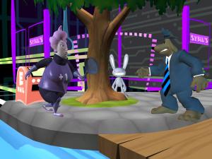 Images : Sam & Max en route vers le cinquième épisode