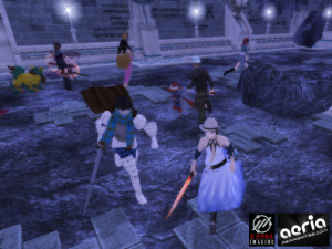 Bêta ouverte pour le MMO Shin Megami Tensei Online Imagine