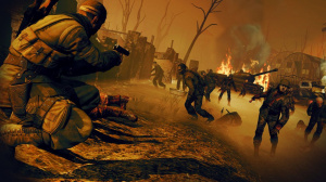 Sniper Elite : Nazi Zombie Army sur consoles