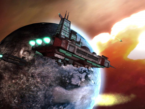 Une date pour Sins of a Solar Empire