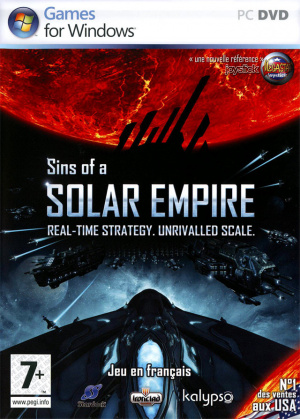 Sins of a Solar Empire sur PC