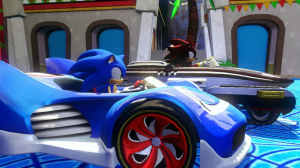 Sonic & All-Stars Racing Transformed PC gratuit ce week-end