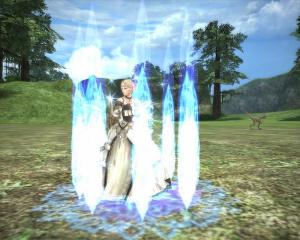 Images : Sword Of The New World, les élémentalistes