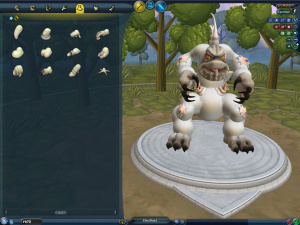 Images de Spore : Le Pack d'Elements Etranges et Mignons