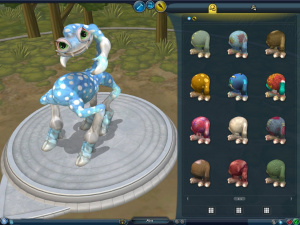 Images de Spore : Pack d'Elements Etranges et Mignons