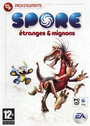 Spore : Pack d'Eléments Etranges & Mignons