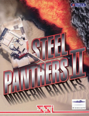 Steel Panthers 2 : Modern Battles sur PC