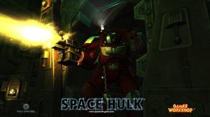 Images et Alpha de Space Hulk