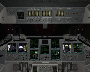 space shuttle mission simulator checklists - photo #39