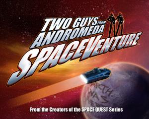 Les créateurs de Space Quest sur Kickstarter
