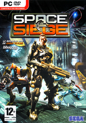 Space Siege sur PC
