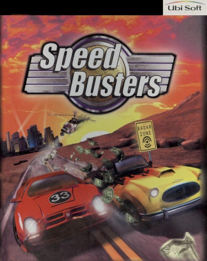 Speed Busters sur PC