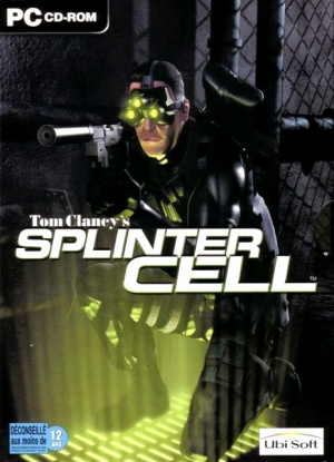Jaquette de Splinter Cell